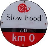 logo slow placa km0